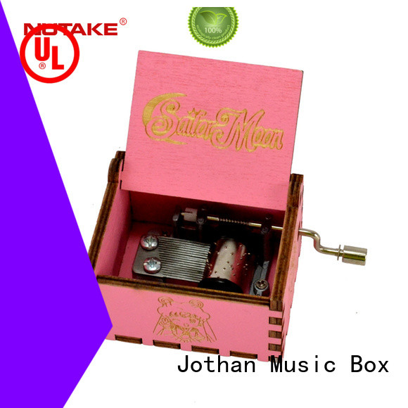 NUTAKE New music box works factory Purchase