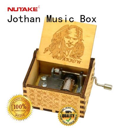 NUTAKE music box gift for business bulk production