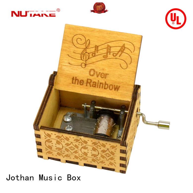 NUTAKE Top nice music box for business features