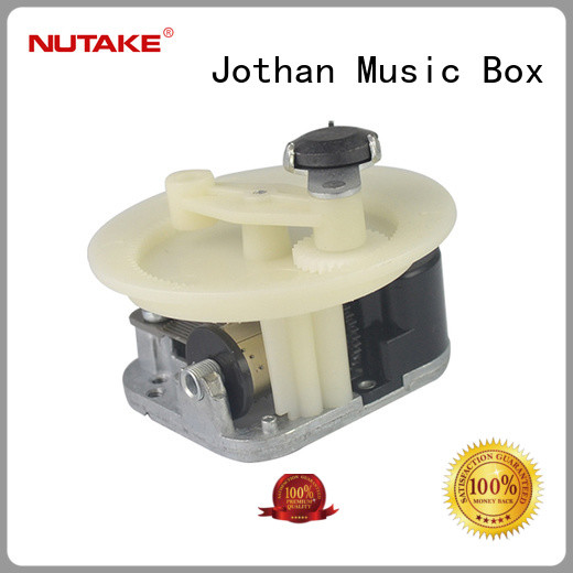 NUTAKE crank wind up box for business features