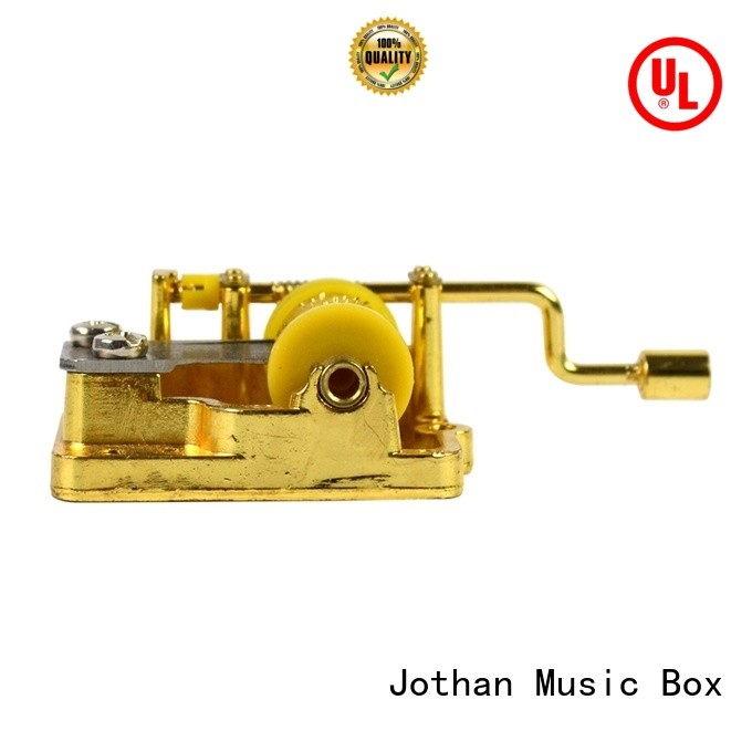NUTAKE Top music box device factory manufacturing site