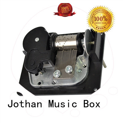 NUTAKE High-quality music box clockwork factory top rated