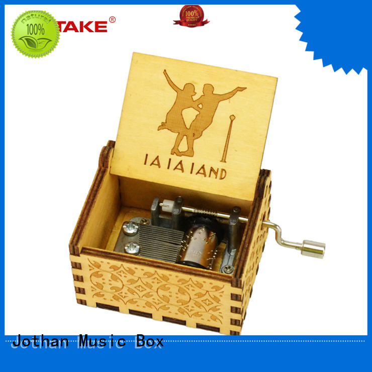 NUTAKE engraved music box company Purchase