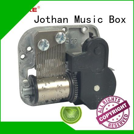 New music box maker extended for business bulk production