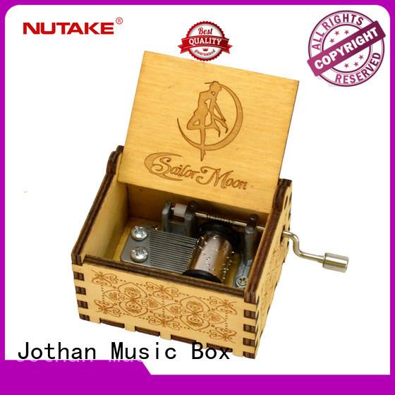 NUTAKE Best mini musical box manufacturers manufacturing site