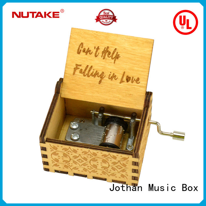 NUTAKE Wholesale children's musical boxes company Cheap