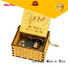 NUTAKE Wholesale handcrafted music box company buy now