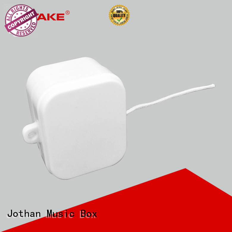 NUTAKE High-quality wind up christmas music box manufacturers brands