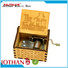 NUTAKE small hand crank music box factory features