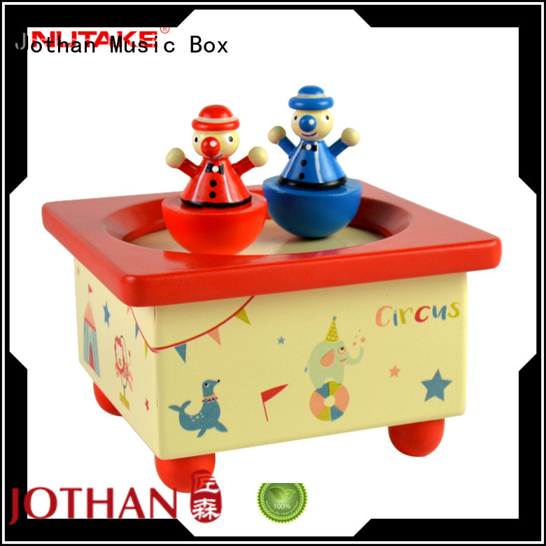 Custom music box for young child factory bulk production