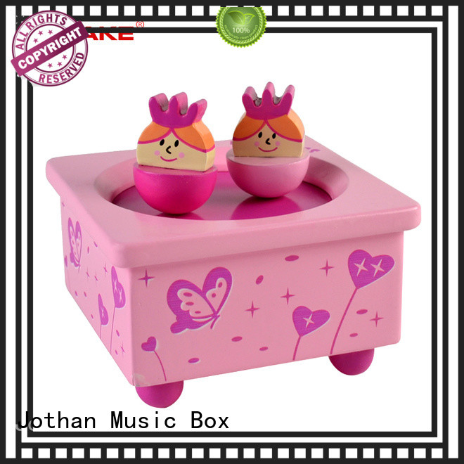 NUTAKE High-quality personalized baby music boxes for business features