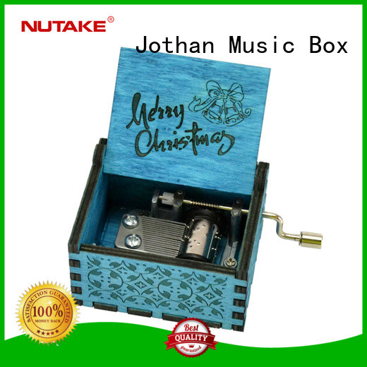 NUTAKE party music box for business bulk production