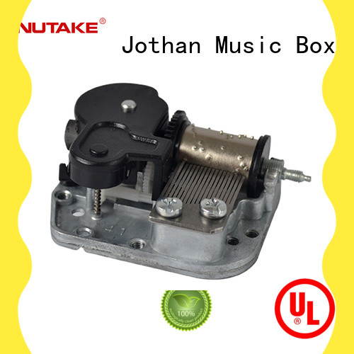 NUTAKE Custom wind up musical box Suppliers how much
