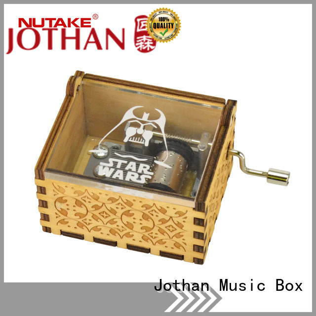 NUTAKE New kids musical box for business features