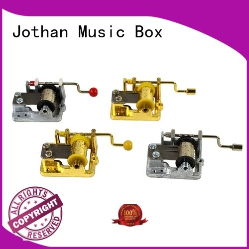 New music box movement kit handle Supply how much