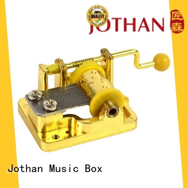 NUTAKE melody wooden music box company top rated
