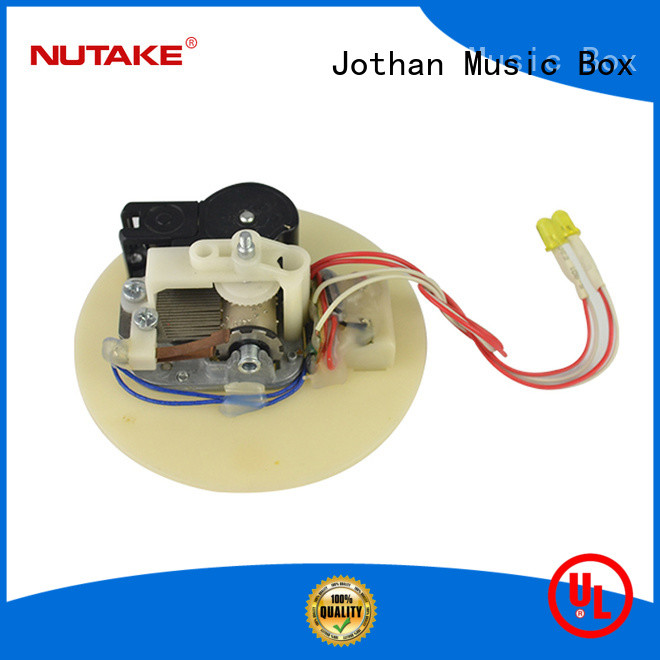 NUTAKE pieces music box movements suppliers factory Purchase