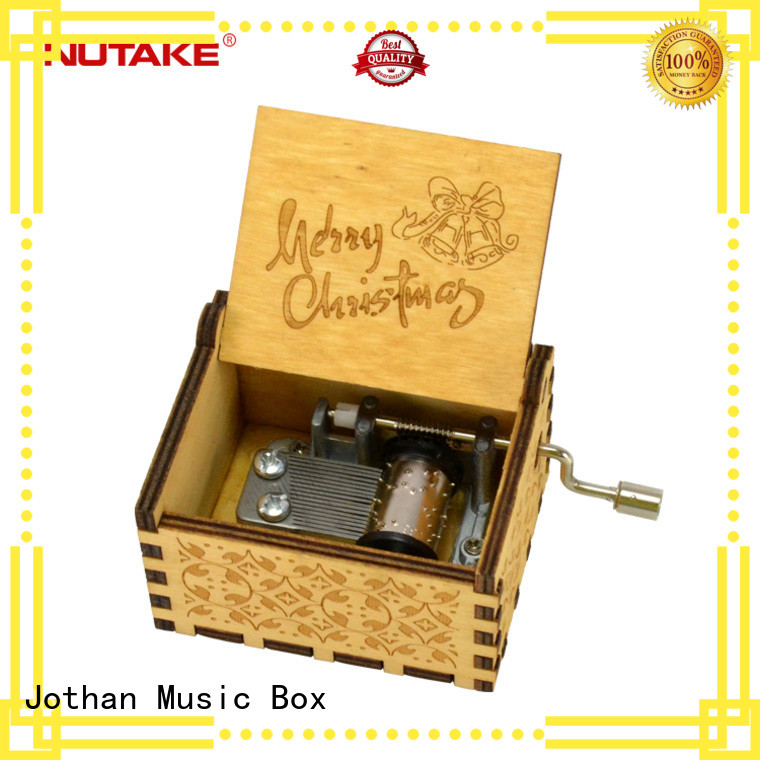 NUTAKE old music box factory brands