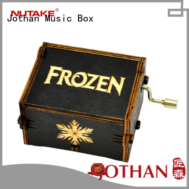 Latest engraved music box for business top rated