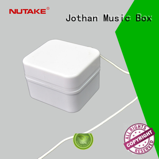NUTAKE Best music box hardware manufacturers buy now