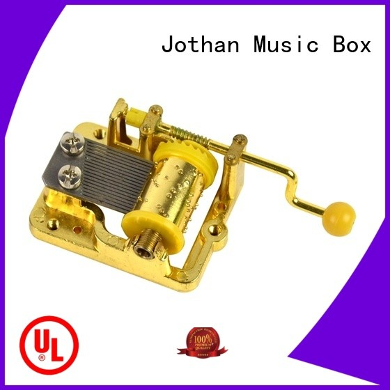 NUTAKE module musical box parts factory Purchase