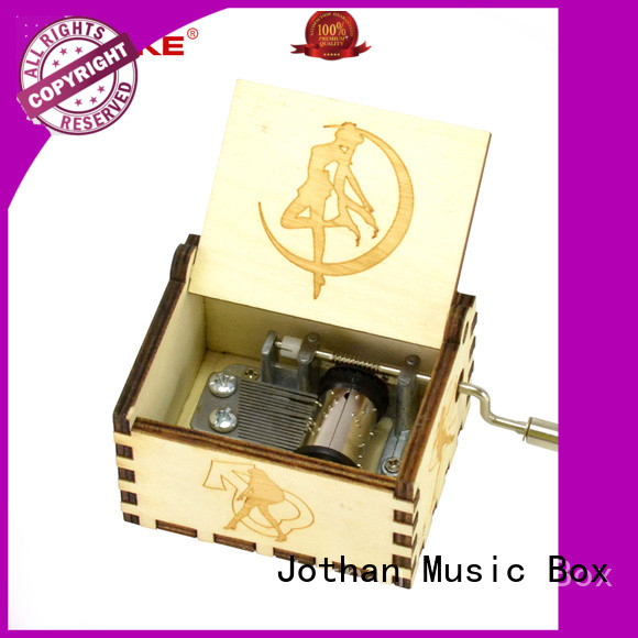 NUTAKE Wholesale music boxes for adults Suppliers bulk production