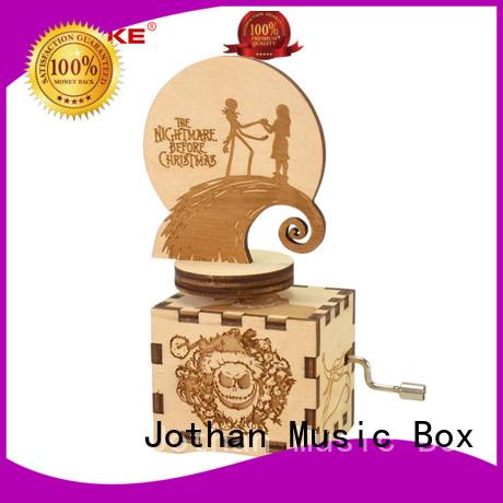 NUTAKE mini music box hand crank Supply for sale