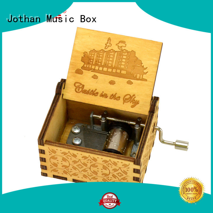 NUTAKE kids musical box Suppliers manufacturing site