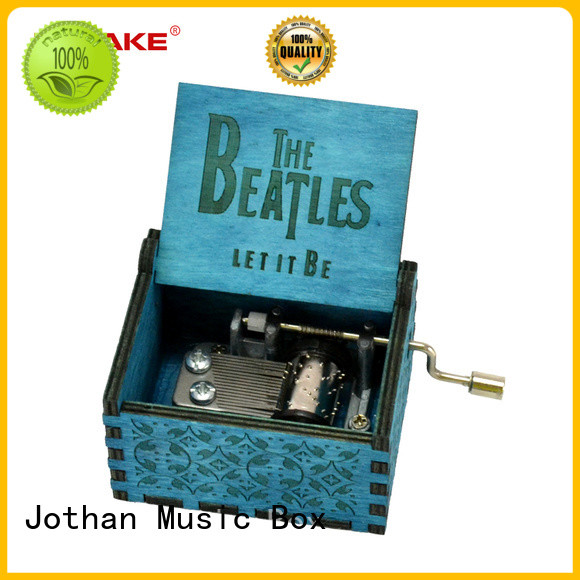 NUTAKE party music box factory features