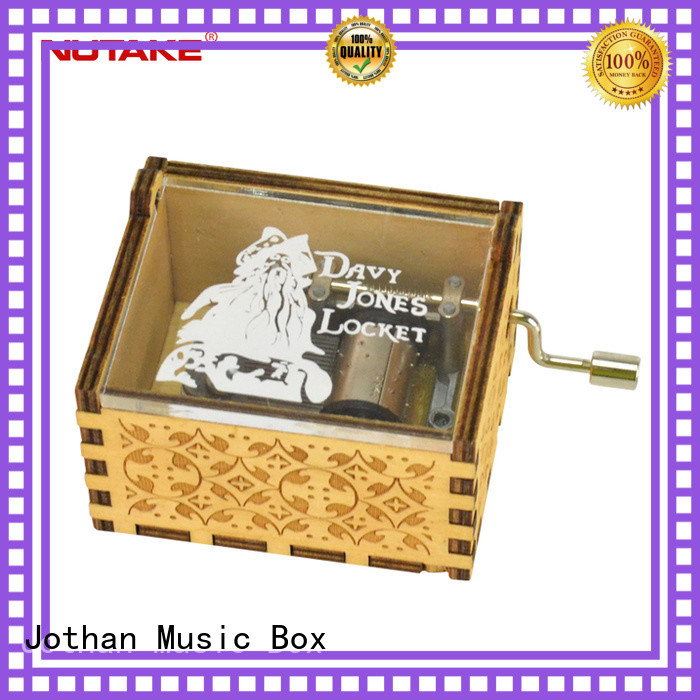 Wholesale music box price factory manufacturing site