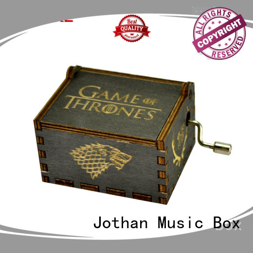 Top friends music box manufacturers how much