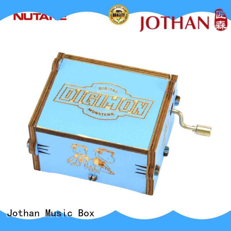 High-quality custom music box manufacturers bulk production