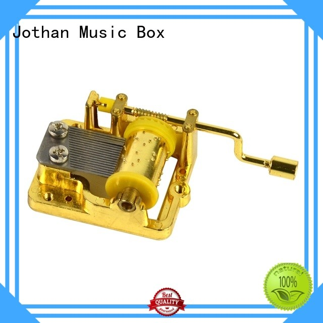 NUTAKE mechanism music box mechanism parts Suppliers manufacturing site