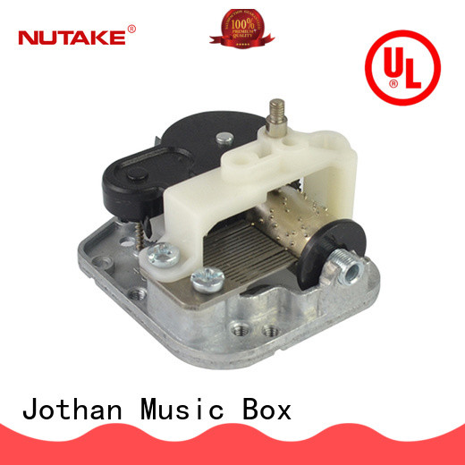 NUTAKE Top music box accessories for business buy now
