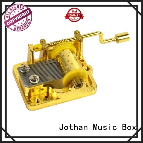 NUTAKE Top musical box parts Supply how much