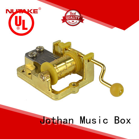 NUTAKE movements music box mechanisms for sale factory buy now