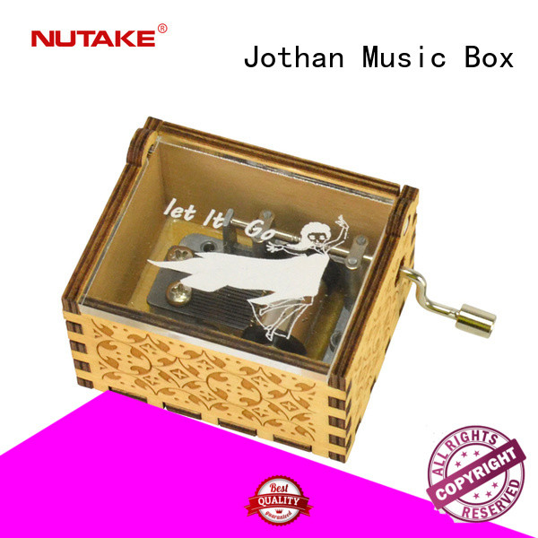 New big music box manufacturers brands