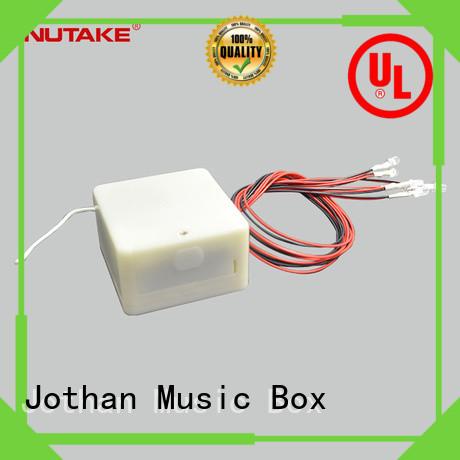 NUTAKE mini crank music box mechanism manufacturers Purchase