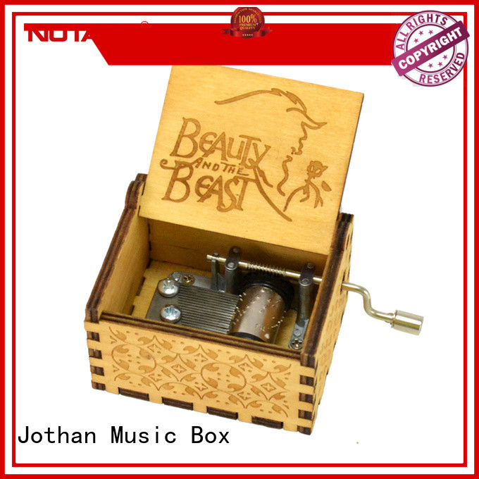 Best childrens wooden music box company for sale