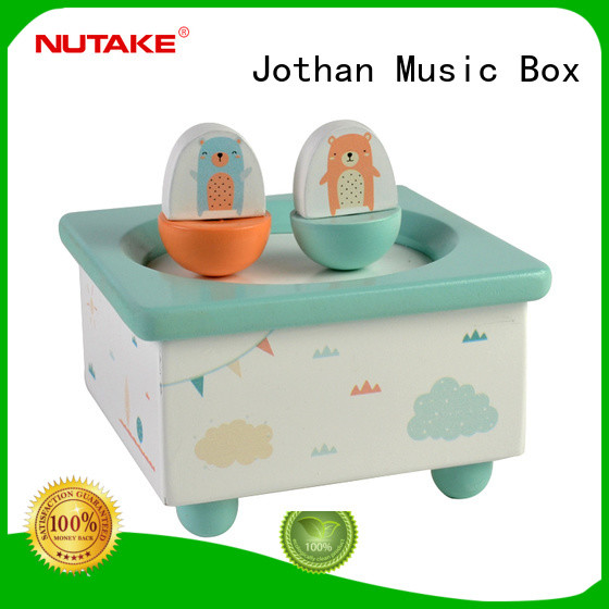 Wholesale personalised music box for baby girl Suppliers how much
