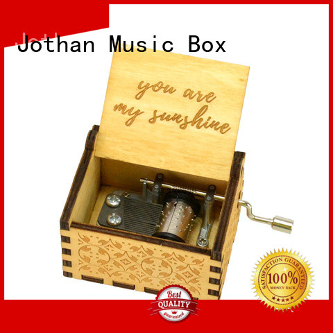 NUTAKE New music boxes for girls factory brands